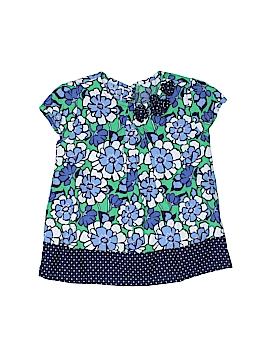 Gymboree Short Sleeve Blouse Size 3T