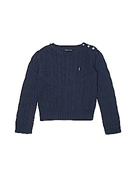 Ralph by Ralph Lauren Pullover Sweater Size 4