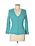 Sigrid Olsen Women Cardigan Size S