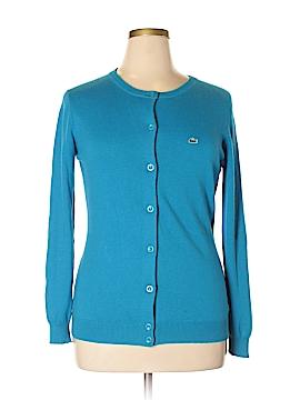 Lacoste Cardigan Size 46 (EU)