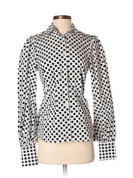 Greylin Long Sleeve Button-Down Shirt Size XS