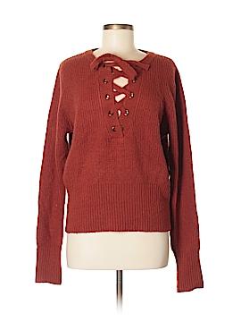 Ecru Pullover Sweater Size M