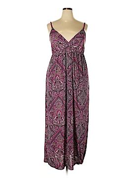 Rhapsody Casual Dress Size 2X (Plus)