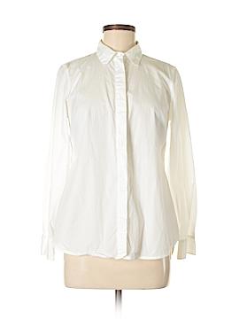 J. Crew Long Sleeve Button-Down Shirt Size 8 (Petite)