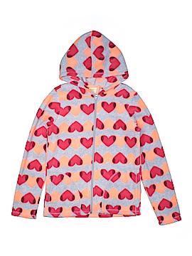 Crazy 8 Fleece Jacket Size 14