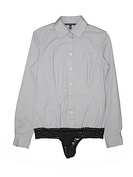 Victoria's Secret Long Sleeve Button-Down Shirt Size S (Petite)