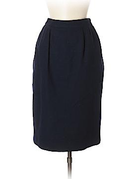 Karen Scott Wool Skirt Size 8