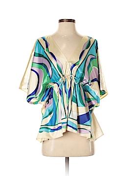 Arden B. Short Sleeve Blouse Size XS - Sm