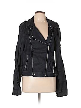 Kenneth Cole New York Denim Jacket Size XL