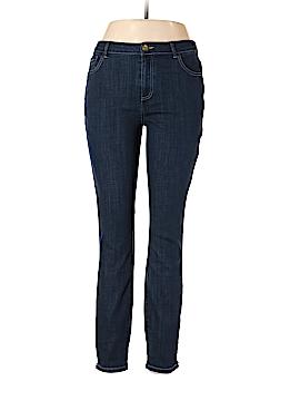 LOGO by Lori Goldstein Jeans Size 10