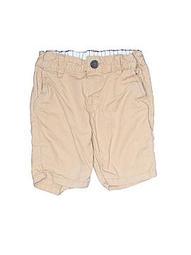 H&M Khaki Shorts Size 12-18 mo