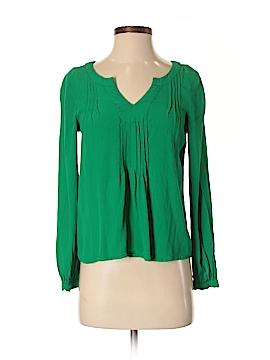 Crescent Long Sleeve Blouse Size XS (Petite)