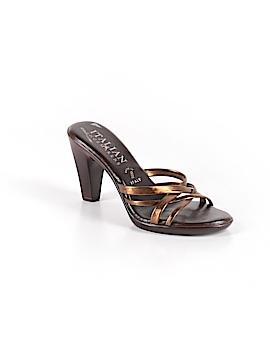 Italian Shoemakers Footwear Mule/Clog Size 6