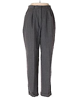 Classiques Entier Wool Pants Size 10