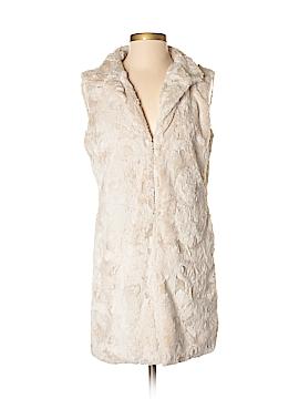 Georgie Faux Fur Vest Size S