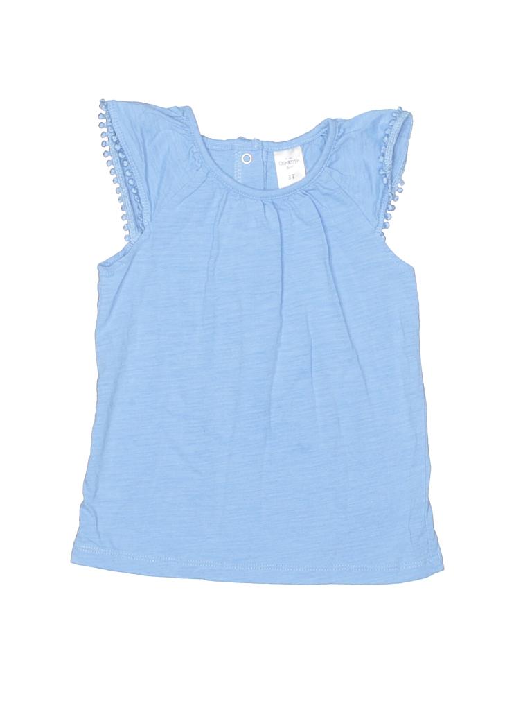 OshKosh B'gosh Girls Short Sleeve Top Size 3T