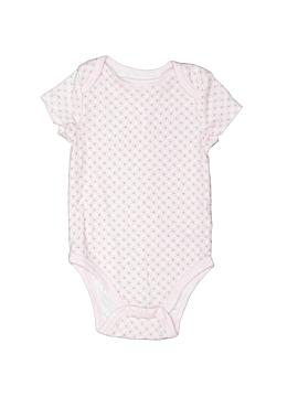 Little Me Short Sleeve Onesie Size 6 mo