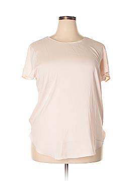 Ann Taylor Short Sleeve Blouse Size XXL