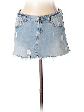 Billabong Denim Skirt Size 10