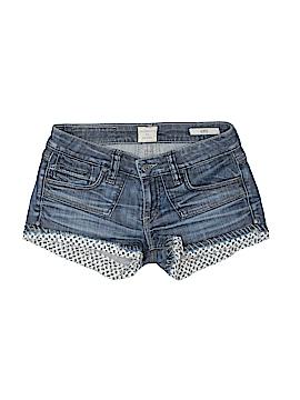 Taverniti So Jeans Denim Shorts 28 Waist