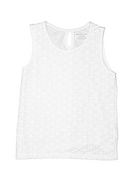M&S Sleeveless Top Size 7-8