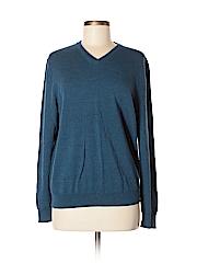 Calvin Klein Women Wool Pullover Sweater Size M