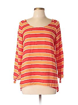 Violet & Claire 3/4 Sleeve Blouse Size L