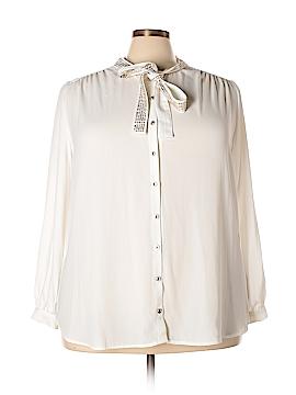Bellatrix Long Sleeve Blouse Size 2X (Plus)