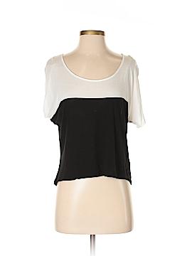 Mezzanine Short Sleeve Top Size S