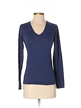 American Apparel Long Sleeve T-Shirt Size XXS