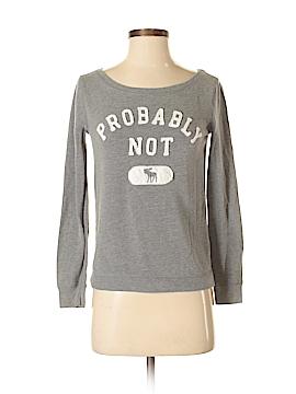 Abercrombie Sweatshirt Size M