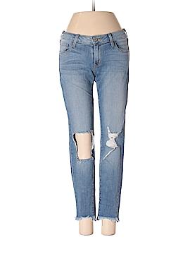 Just Black Jeans 25 Waist