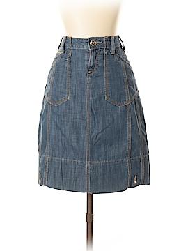 Banana Republic Factory Store Denim Skirt Size 0