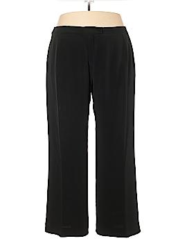 Marina Rinaldi Dress Pants Size 22 (31) (Plus)