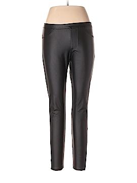 Xhilaration Faux Leather Pants Size L