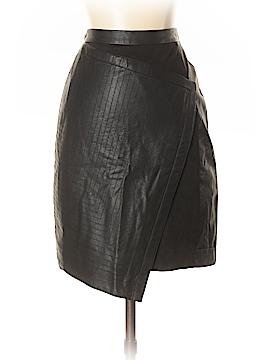 Buffalo by David Bitton Faux Leather Skirt Size XS