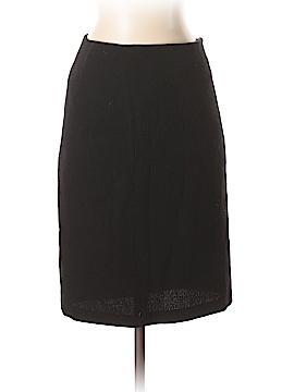 Leon Max Wool Skirt Size 6