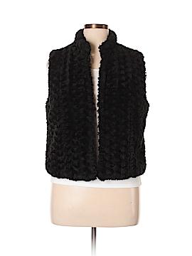Elle Faux Fur Vest Size XL