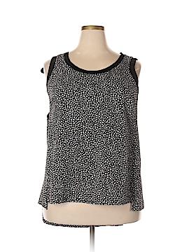 Jones New York Sleeveless Blouse Size 1X (Plus)