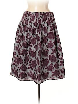 Liz Claiborne Silk Skirt Size 6 (Petite)