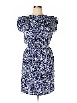 Charlotte Bialas Casual Dress Size 1X (Plus)