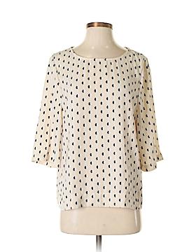 DKNY 3/4 Sleeve Blouse Size M