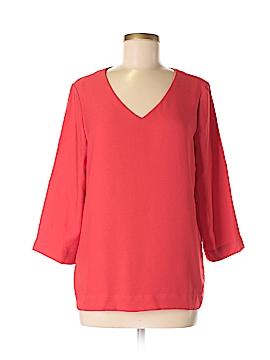 Halogen 3/4 Sleeve Blouse Size M