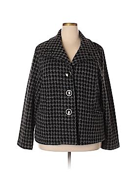 David Brooks Wool Blazer Size 2X (Plus)