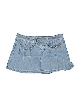 Ann Taylor Denim Skirt Size 3