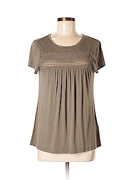 Cupio Short Sleeve Top Size M