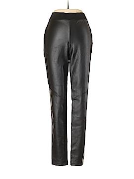 Sequin Hearts Faux Leather Pants Size S