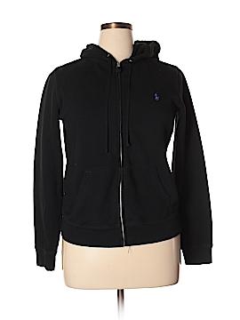 Ralph Lauren Sport Zip Up Hoodie Size XL