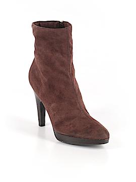 Isaac Mizrahi Ankle Boots Size 7 1/2