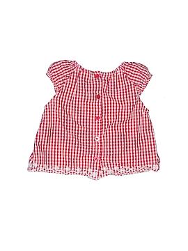Little Me Short Sleeve Blouse Size 24 mo